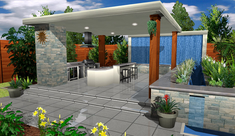 Architect 3d garden edition 3d home building software for Architecte 3d avanquest