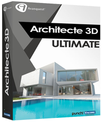 Architecte 3D Ultimate 2017 (V19)