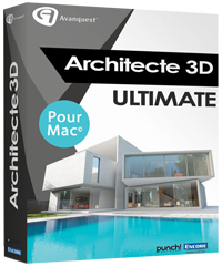 comparaison de version du logiciel architecte 3d pour mac architecte 3d. Black Bedroom Furniture Sets. Home Design Ideas